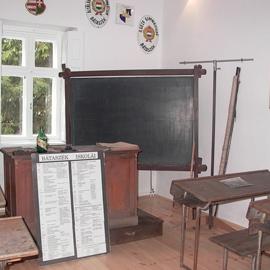 Iskolatörténeti kiállítás