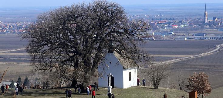 Szent Orbán kápolna