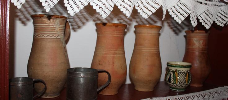 Kiállítási tárgyak